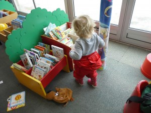 A TRIP TO ST AUSTELL LIBRAY