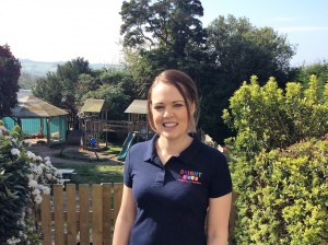 Stephanie Rowe Senior Childcare Practitioner, Level 3