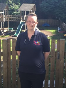 Sarah Parker Childcare Practitioner Level 3 Toddlers